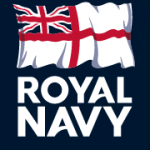 Plym Yacht Club - QHM Royal Navy Logo used for links to QHM Plymouth website