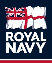 Plym Yacht Club - QHM Royal Navy Logo used for links to QHM Plymouth website