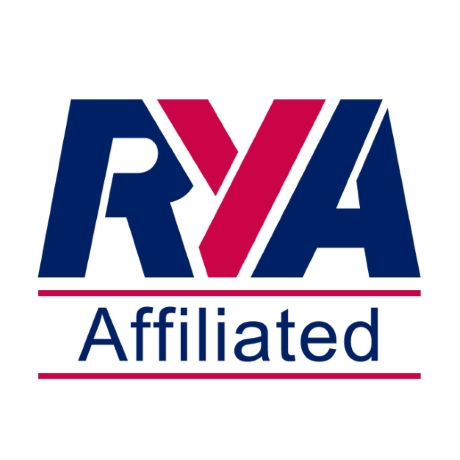 Plym Yacht Club Royal Yachting Association (RYA) Affiliation logo