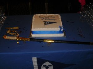 2010 40th Anniversary Cake