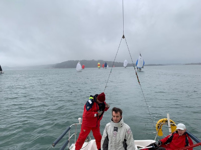 A great days racing from Plym Yacht Club